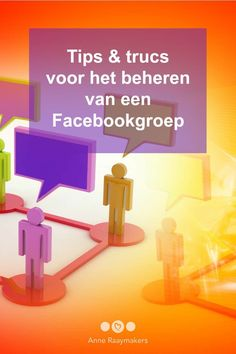 Tips & trucs voor het beheren van een Facebookgroep Facebook Marketing, Online Marketing, Blog, Board, Blogging, Planks