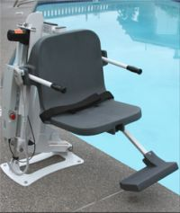 In 2013 disability pool lifts for public pools are manditory.