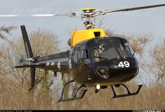 Eurocopter AS-350BB Squirrel HT2