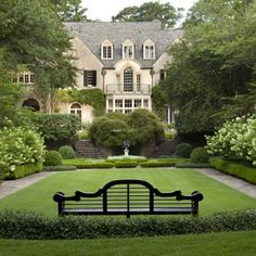 Rollins Residence ~ Boxwood ~ Atlanta, GA