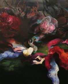 Dark (Tangled) by artist Carolina von Schantz