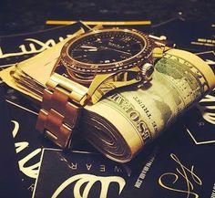PJ - MG - FASHION : Pj, Gold Watch, Elegant, Accessories, Fashion, Classy, Moda, Chic, Fashion Styles