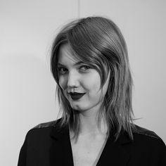 #1% by Eddy Ming @Lindsey Wixson #portrait #beauty #makeup @tompecheux #hair @luigimurenu #fashion #maxmara #daylightstudio #milan #chantaltvradar #paris #photo #noretouch #newyork   CHANTAL.TV   a real time avant-garde fairy tale
