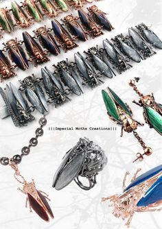 #vernissagejewellery #ileniacorti #vernissageproject