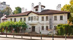 Architecture in Serbia - Konak kneginje Ljubice in Belgrade was built between 1829 and 1831 by Hadzi Nikola Zivkovic, a pioneer of contemporary Serbian arhitecture