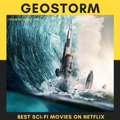 Best science fiction movies and Sci-fi series on Netflix covered with trailers and ratings. Go checkout list of the best Sci-fi series on Netflix Sci Fi Movies List, Movie List, Good Movies, Best Sci Fi Series, Best Sci Fi Movie, Science Fiction, Fiction Movies, Movie Costumes, Netflix Series