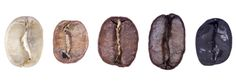 coffee roasting phases