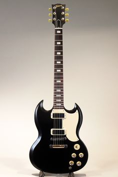 GIBSON[ギブソン] SG Special 2016 / Worn Black|詳細写真