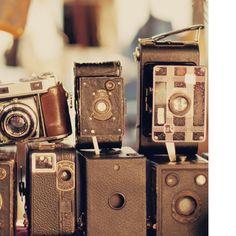 Old Cameras (Vintage and Retro Film Cameras Collection) Coffee Mug by Caroline Mint - 11 oz Old Cameras, Vintage Cameras, Camera Mug, Handicraft, Coffee Mugs, Mint, Retro, Collection, Craft
