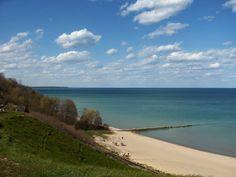 Atwater Park, Milwaukee WI, Lake Michigan