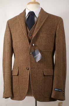 Ralph Lauren Tweed