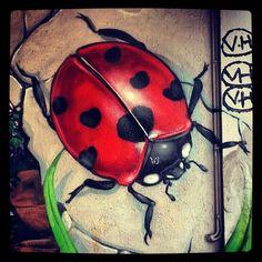 #RueSaintHélier #Streetart