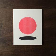 Circle and hole