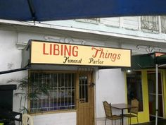 Living things. Funny English Signs, Funny Pinoy, Funny Filipino Pictures, Tagalog jokes, Pinoy Humor pinoy jokes #pinoy #pinay #Philippines #funny #pinoyjoke