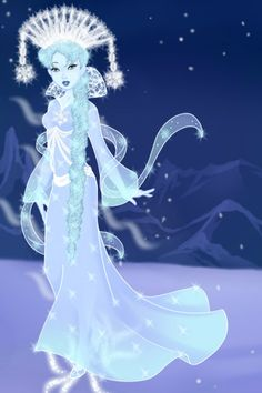 The Winter Season is here by LadyInuIzayoi ~ Disney Dress Up