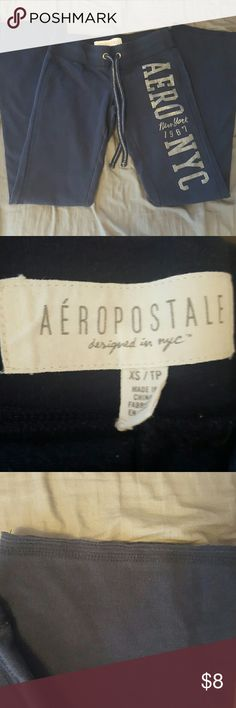 Aeropostale sweats *Fitted  *Gently used  *Super cute  *Boot cut Aeropostale Pants Boot Cut & Flare
