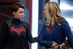 What to Watch on TV Sunday, May 17, 2020 | TVLine Maggie Sawyer, Supergirl Season, Barbie Ferreira, Complicated Love, Dc Tv Shows, Infinite Earths, Dc Legends Of Tomorrow, Last Dance, Batwoman