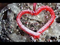 Adornos de Navidad cristalizados handmade