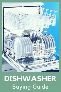 What do you need to look for when buying a new dishwasher? #whattobuy