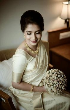 Indian Christian bride