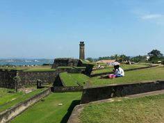 Galle Fort and the Clock Tower, Sri Lanka