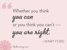 Henry Ford Quote // New Post is up on the blog. :) Enjoy.