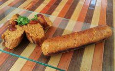 Salchichas: Spanish Oat and Protein Sausages [Vegan, Gluten-Free]   One Green Planet