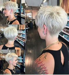 Best Hair Style Ideas Pixie Cuts That Make Women More Beautiful 45