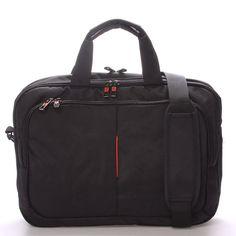 582921c82a Unisex taška brašna přes rameno černá - Enrico Benetti 7113