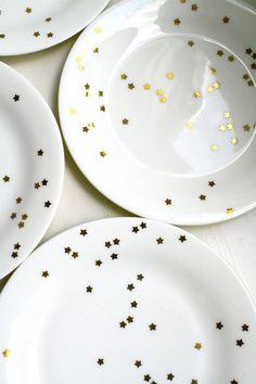 Modernist Sasaki Plates Set of 4 Vignelli by VintageModernAndMore
