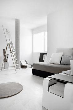 Black to Grey // Fall Collection Inspiration via Tumblr