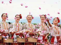 Festival of the Roses in Bulgaria // Фестивал на розата в България | 79 Ideas