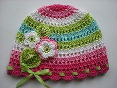 Farebná čiapočka