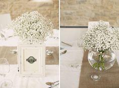 gypsophilia wedding flowers