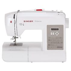 Рriсе - $149.99. Singer 6180 Brilliance Sewing Machine -White ( Brand - SINGER    )
