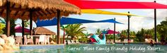 Cairns Coconut Grove - fanatastic place to holiday with kids