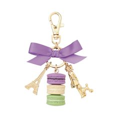 Laduree Key Ring - Jane Leslie & Co.
