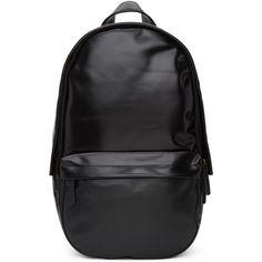 Haerfest - Black Leather H5 Capsule Backpack