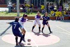 """Con fútbol de salón comenzaron las actividades deportivas de """"Pereira es una fiesta"""""""