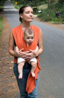Green Parent | Wear your baby