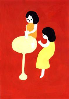 喫茶(2009.3) 佐藤香苗