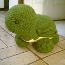 Amigurumi Turtle - FREE Crochet Pattern / Tutorial