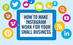 5 ways to make Instagram work for your small business: