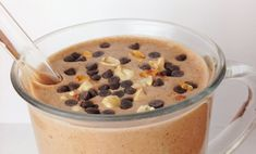 Snickers Smoothie Recipe