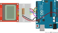 Arduino with Serial display from Mobile
