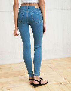 Bershka Turkey - BSK push up jeans