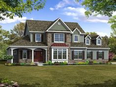 View Details About The Arlington Country Plan From Tuskes Homes Available In Saratoga Farms Community Of Hanover Township Pa