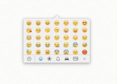 There's a hidden menu that lets you type emoji on a desktop computer. | 19 Insanely Simple Tech Tricks That'll Change Everything