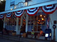 Brewster General Store, a must visit for candy!