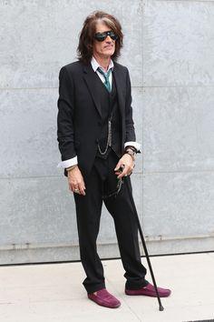 Joe Perry (Photo by Vittorio Zunino Celotto/Getty Images)